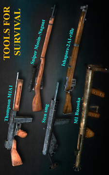 1965印巴冲突 道具修改版截图