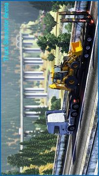 Truck Simulator Arena截图