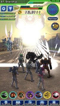 点击战争:地球防卫军4.1截图