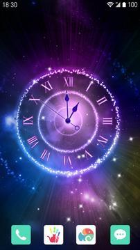 梦幻时钟截图
