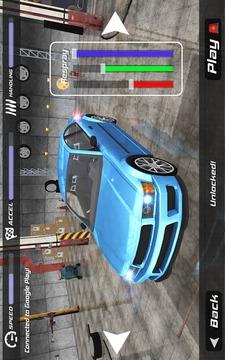 Race Car Driving Simulator截图