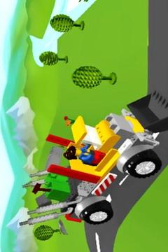 Puzzle LEGO Juniors Create截图