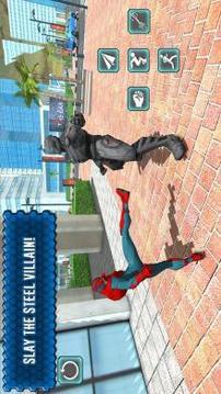 Rope Hero Man 3D截图