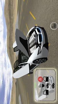 İ8 Driving Simulator截图