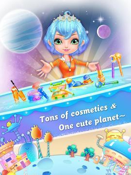 米亚公主:时尚沙龙之Q萌小星球截图