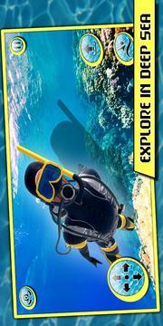 深 游泳的 3D截图