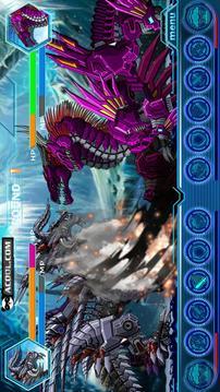 玩具机器人大战:机械双头龙截图
