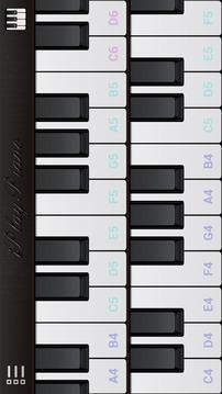 爱玩钢琴截图