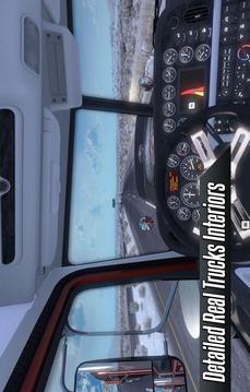 USA Truck Simulator 3D截图