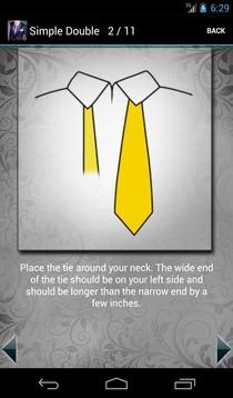 教你如何打领带 How to Tie a Tie截图