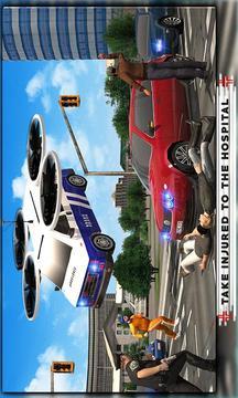 飞行 无人机 救护车截图