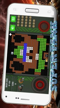 Tank Blitz: Battle City 1990截图
