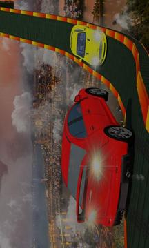 Impossible Track Car 3D Sim截图