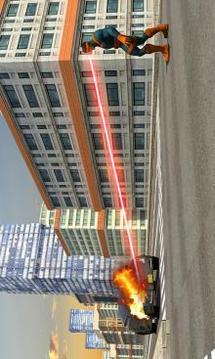 超级英雄激光:城市救援截图