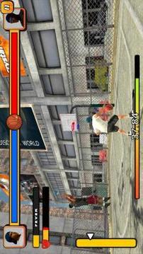 篮球 - 战斗射击截图