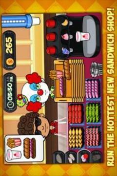 My Sandwich Shop - Food Store截图