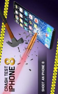 Crash Test Iphone 8截图