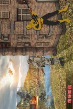 山 超级英雄 狙击兵 猎人 : 狙击兵 游戏3D截图