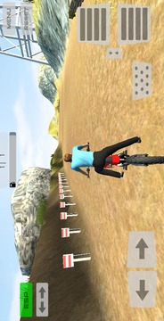 Funky Motocross截图