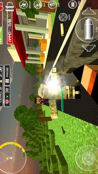 像素行动:不同的游戏截图