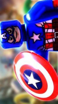 Halloween lego Captain Army截图