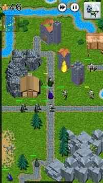 城堡防御截图