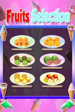 冰淇淋机游戏 - 烹饪截图