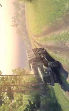 Army Truck Driving Military Camp 2018截图
