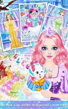 公主沙龍之冰雪派對截图