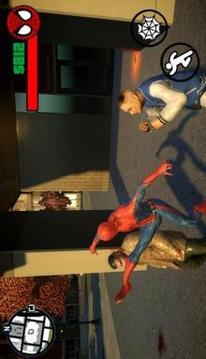 Spider Hero Miami City Fight截图