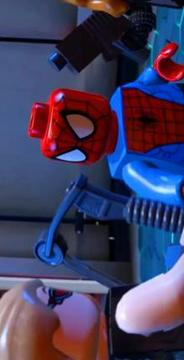 Gopleg World; LEGO Spider Backdrop截图