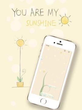 你是我的阳光截图