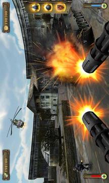 武装炮艇防御3D Gunship Counter Shooter 3D截图