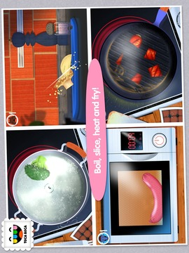 Toca Kitchen截图