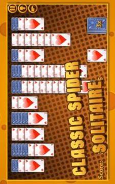 纸牌游戏免费:蜘蛛纸牌截图