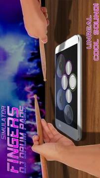 手指DJ鼓垫模拟器截图