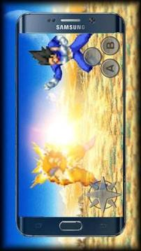 Super Goku : Warrior Global Battle截图