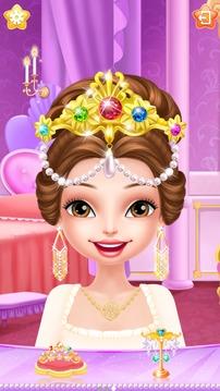 城堡小公主换装装扮截图