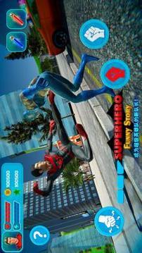 超级英雄:有趣故事截图