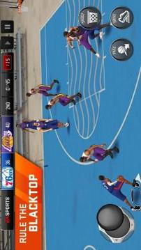 NBA LIVE Mobile Basketball截图