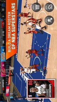 NBA LIVE Mobile Basketball截图