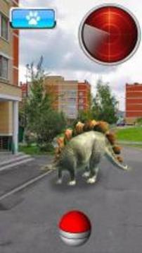 Pocket Dinosaur GO截图
