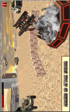 导弹攻击战 - 陆军炮手海战2截图