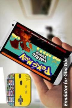 Emulator GBA and GBC 2018 Free截图