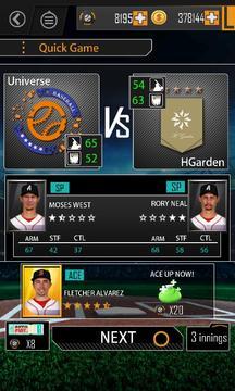 真实棒球3D 完美版截图