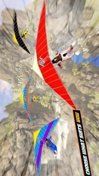 挂 滑翔 模拟器 飞行 滑翔机截图