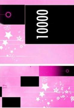 Pink Piano Tiles 2018截图