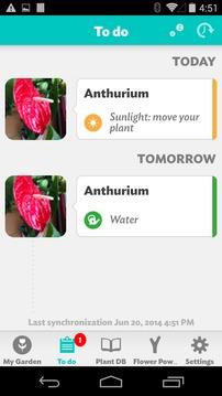 FlowerPower截图