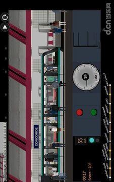 巴黎地铁 模拟器截图