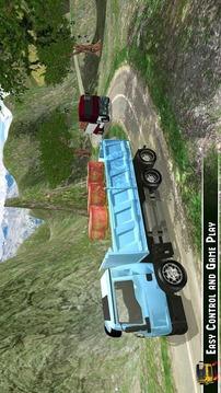 越野 大 卡车 爬坡道 驾驶截图